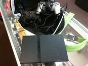 Sony PS2 Controller with 2 Controllers, Cords